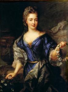 Marie anne de Bourbon 14