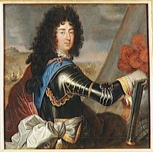 Philippe d'Orleans  14 frère