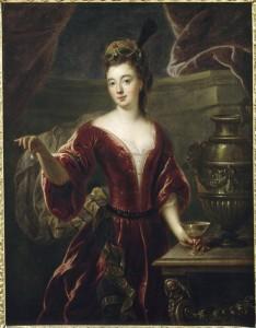 louise Francoise de Bourbon 14
