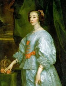 Henriette de France