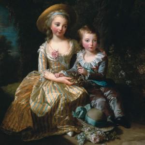 Marie Thérese et Louis Joseph XAvier Francois
