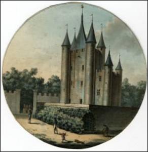 Prison temple