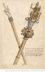 Sceptre Charlemagne