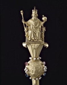 Sceptre Charles V dit Charlemagne