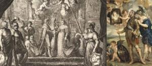 Henri IV et Marie de Médicis LYON