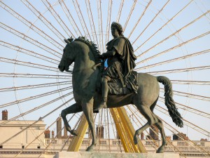 Louis_XIV_ Place Bellecour