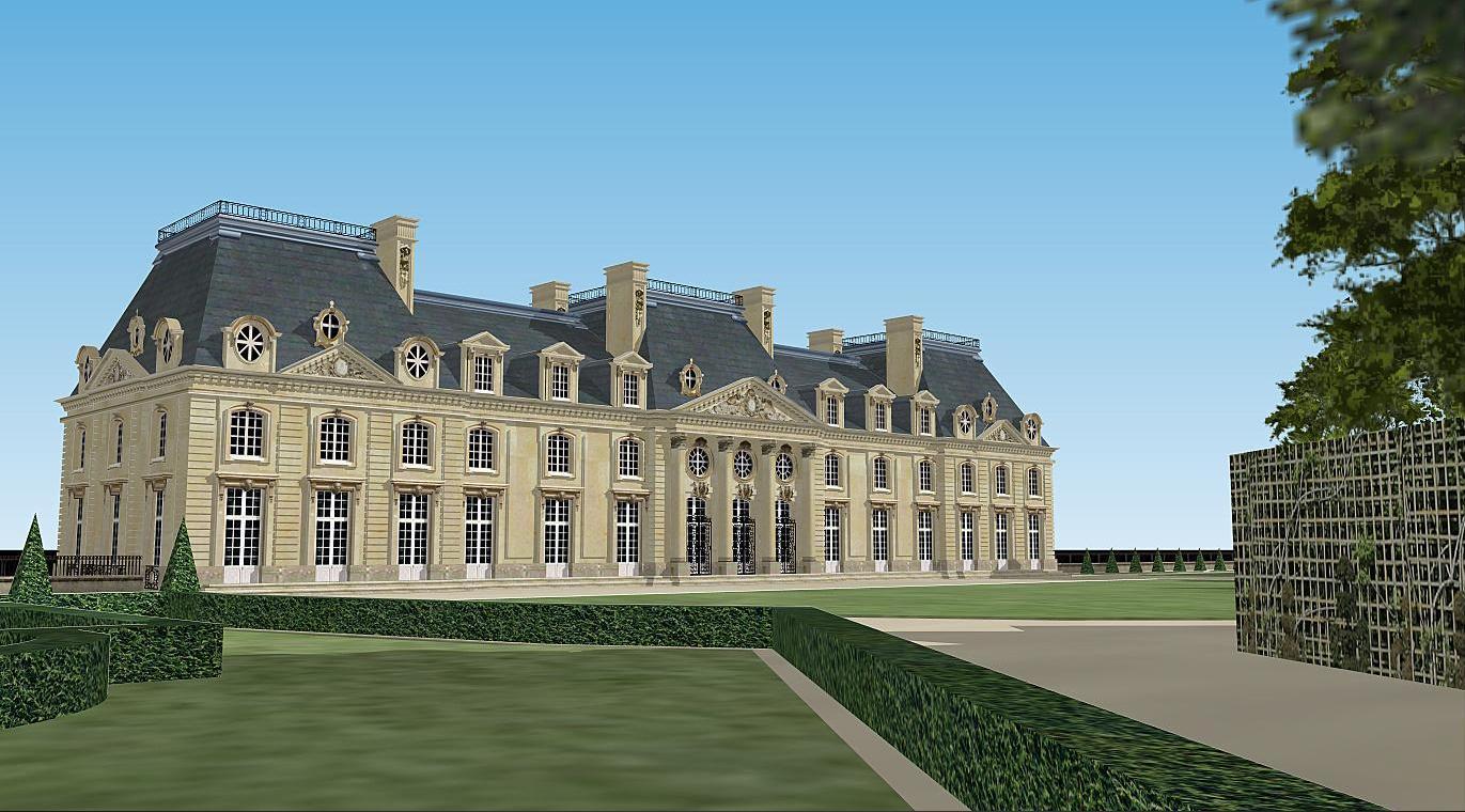 Les Ch 226 Teaux Des Rois De France Pr 233 Sence Du Souvenir
