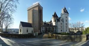 chateau Pau