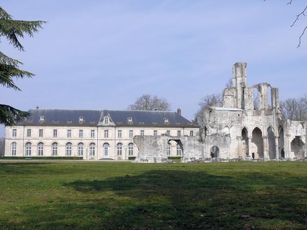 Abbaye Royal de Chaalis1