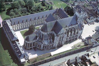 Abbaye de St Riquier