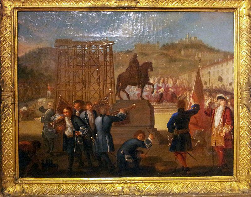 Inauguration_de_la_statue_de_Louis_XIV_par_Charles_Grandon
