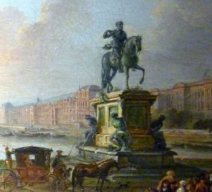 P1140645_Carnavalet_Lallemand_vue_depuis_Pont-Neuf_detail_statue_Henri_IV_P194_rwk