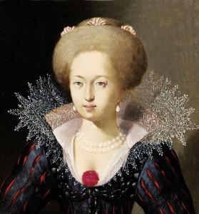 jacqueline de Bueil de moret