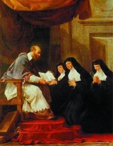 saint ET LES VISITANDINES