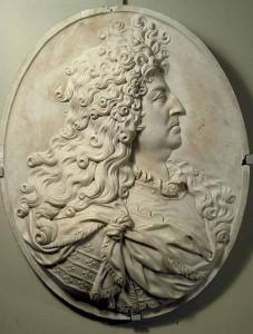 Louis 14 buste Louvre