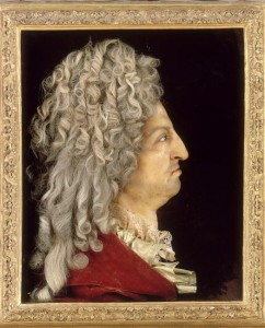 Portrait-cire_Louis-XIV_Antoine-Benoist_Vers-1705