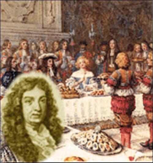 Guillaume tirel dit taillevent pr sence du souvenir for Cuisinier louis 14