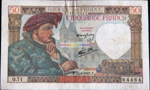 50 Francs Jacques Coeur 1a
