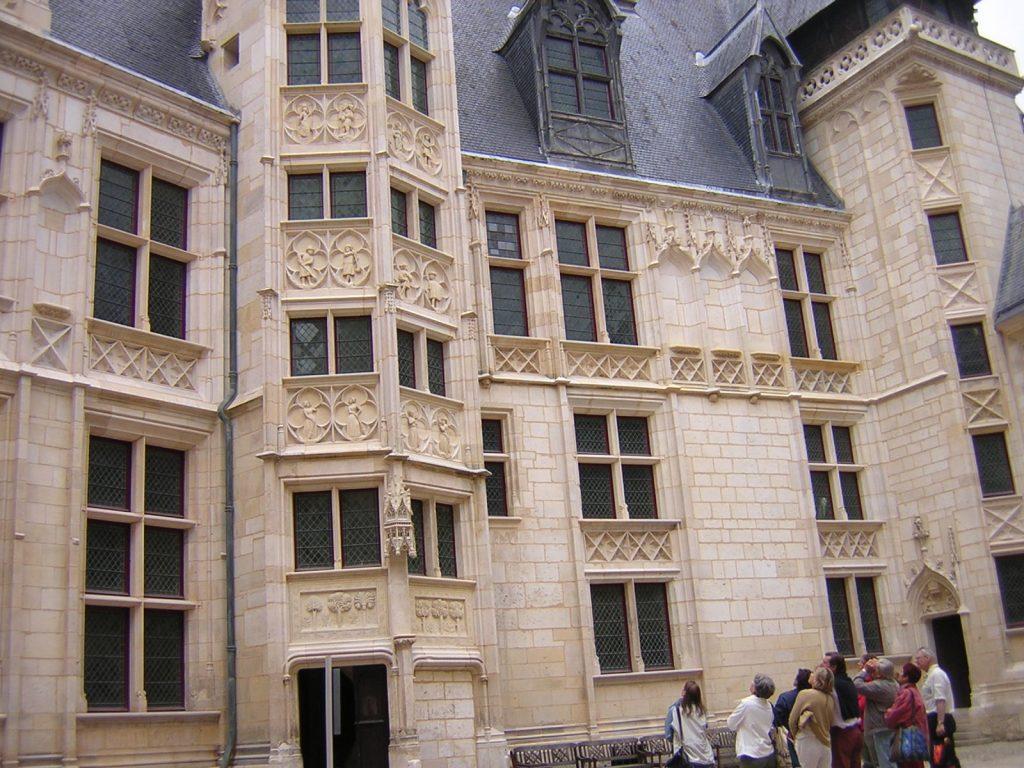 Bourges Palais