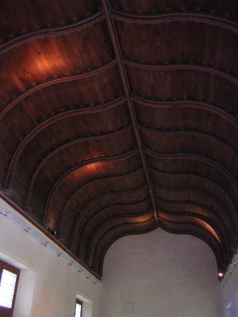 Bourges Plafond