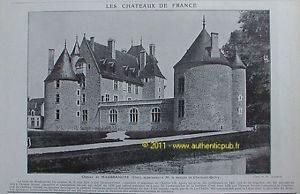 CHATEAU DE MAUBRANCHE