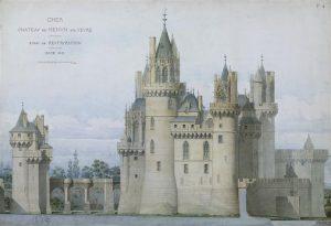 Chateau de Mehun S Yevre