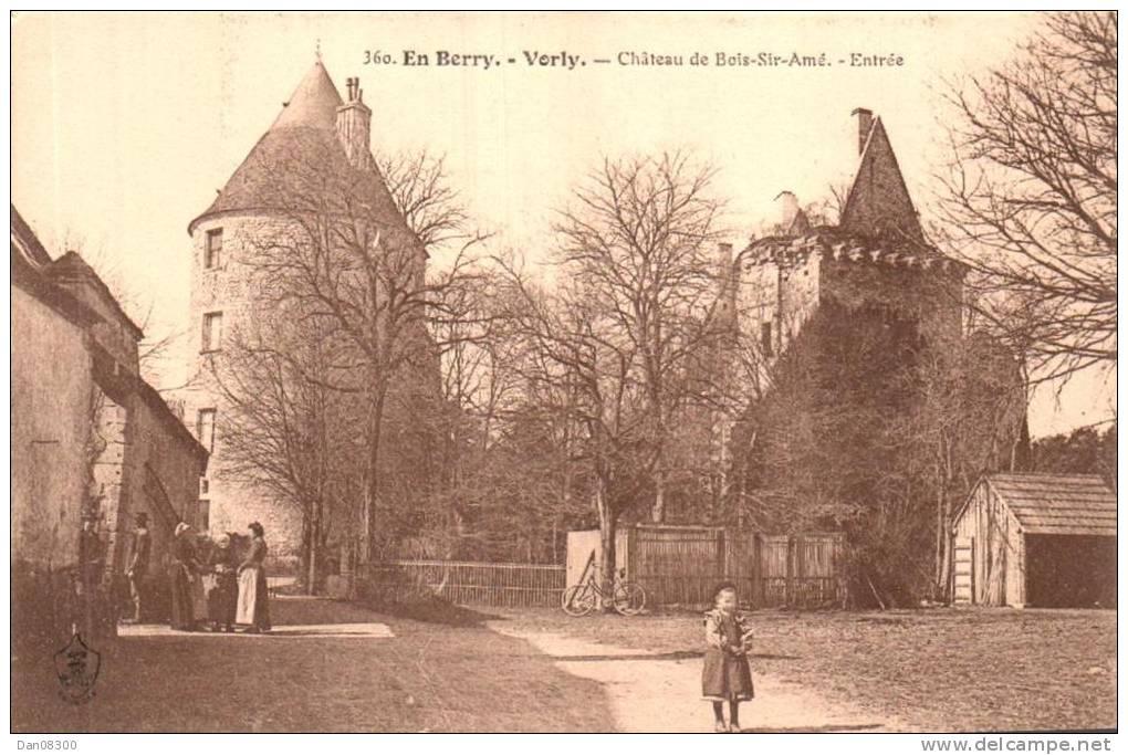 chateau de Bois sir AImé