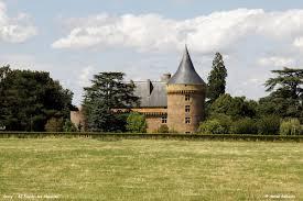 chateau de Pouilly