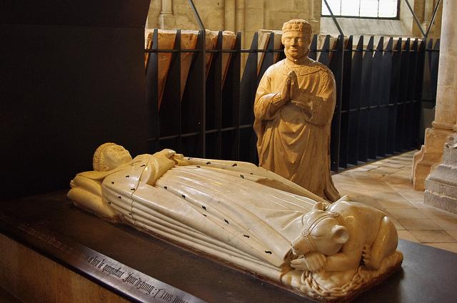 gisant duc de Berry