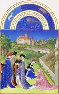 Riches Heures Duc Berry