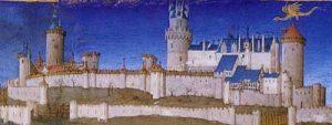 chateau de Lusignan